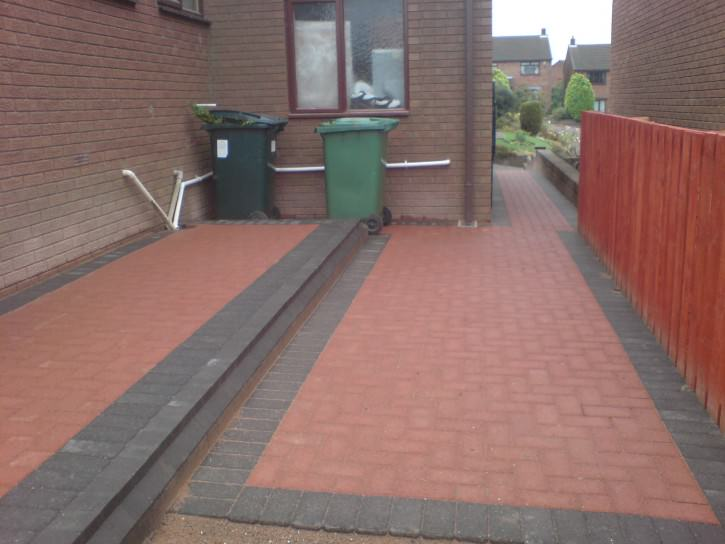 Paving Designs For Front Gardens